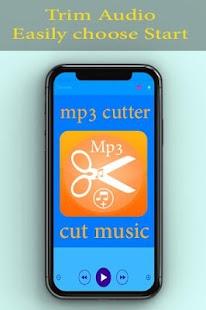 Mp3 Cutter online - náhled