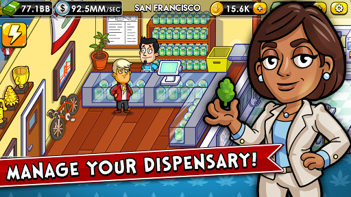 Weed Inc: Idle Tycoon screenshots 8
