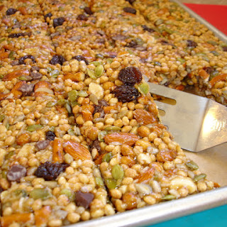 Clif Mojo Bar Recipe - 'MojoLicious' Snack Bars