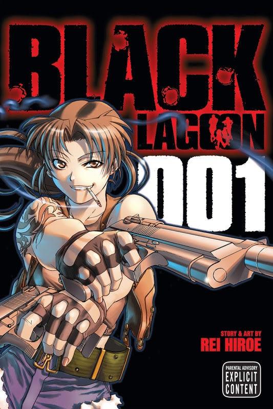 Black Lagoon (2008) - complete