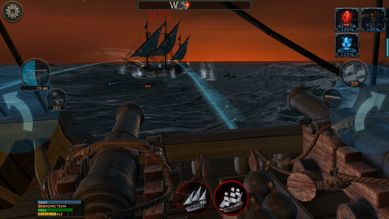 Tempest: Pirate Action RPG Premium- screenshot
