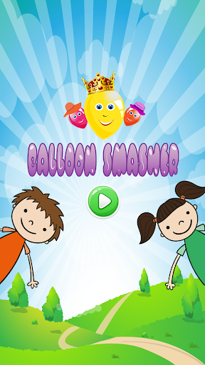Balloon Smasher-Kids Pop Free