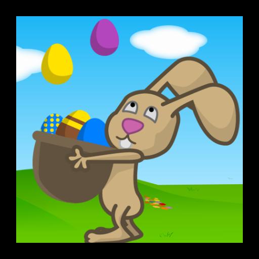 Crazy Eggs Catcher 休閒 LOGO-玩APPs