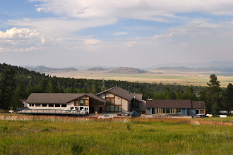 Photo: Hermit Basin Conference Center