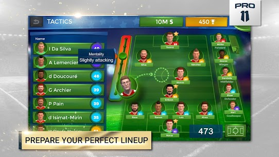 Pro 11 – Soccer Manager GameApk Download For Android 2