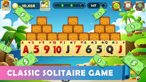 Solitaire TriPeaks - Offline Free Card Games 1.18 8