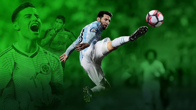 Watch Hoy en la Copa América pregame show live