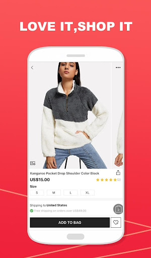 SHEIN-Fashion Shopping Online 6.3.4 screenshots 3