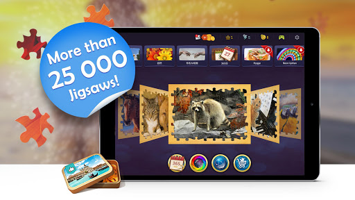 Magic Jigsaw Puzzles screenshots 8
