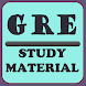 GRE a-z material