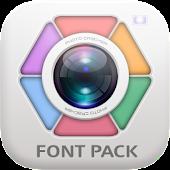 Photocracker Font Pack