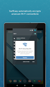 SurfEasy Secure Android VPN App Download For Android 9
