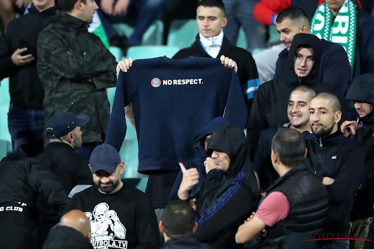 Plusieurs arrestations en Bulgarie suite au match face à l'Angleterre