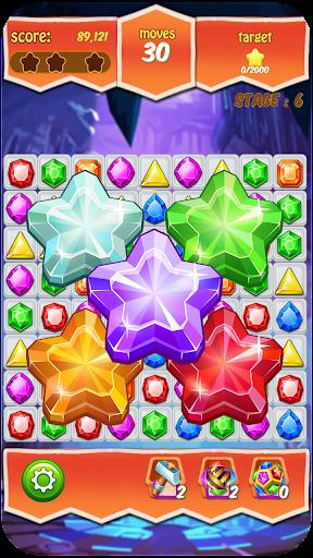 New Diamond Match 3 Games apkmind screenshots 5