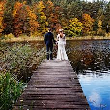 Wedding photographer Joanna F (kliszaartstudio). Photo of 02.10.2017