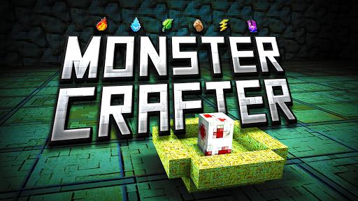Code Triche MonsterCrafter APK MOD (Astuce) screenshots 5