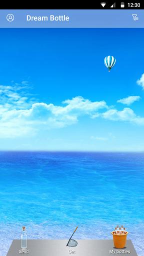 Chat, Dating -Dream Bottle 1.0.1 screenshots 1