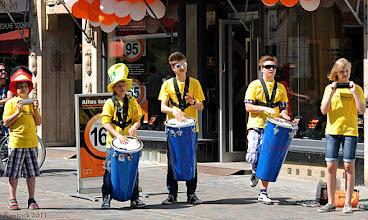 Photo: Ramba Samba Drums in Rostock