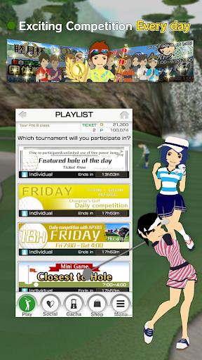 CHAMPION'S GOLF.jp apktram screenshots 3