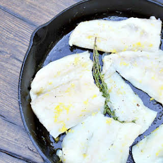Grilled Haddock Recipes.