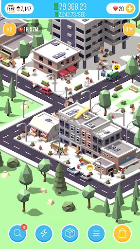 Idle Island - City Building Idle Tycoon (AR Mode) 1.06 screenshots 12