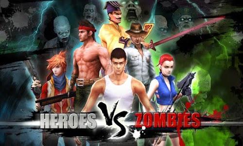 Heroes Zombie: walking dead v1.4.1