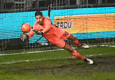 OH Leuven bedankt doelman Romo voor puntje in Charleroi