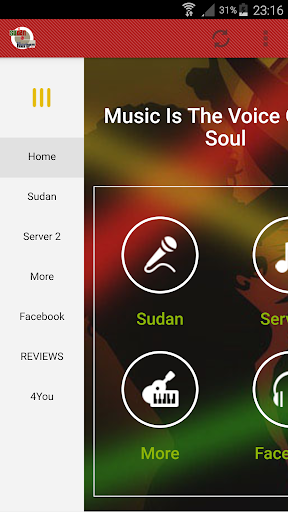 Sudan Music RADIO Khartoum screenshots 2