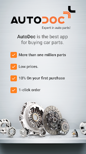 Autodoc — High Quality Auto Parts at Low Prices - náhled