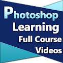 Photoshop Learning Videos - Photo Shop Full Course icon