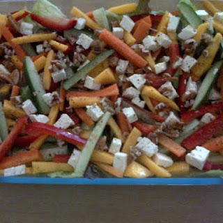 Julienne Mango Salad