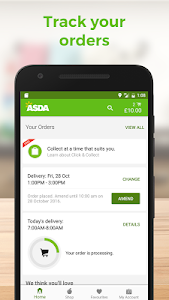 ASDA screenshot 1