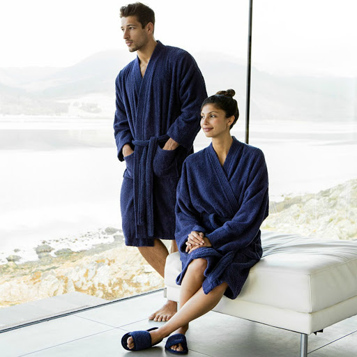 Hotel Kimono Robe