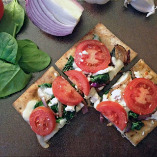How to Make Spinach and Feta Pita Bake Lunch