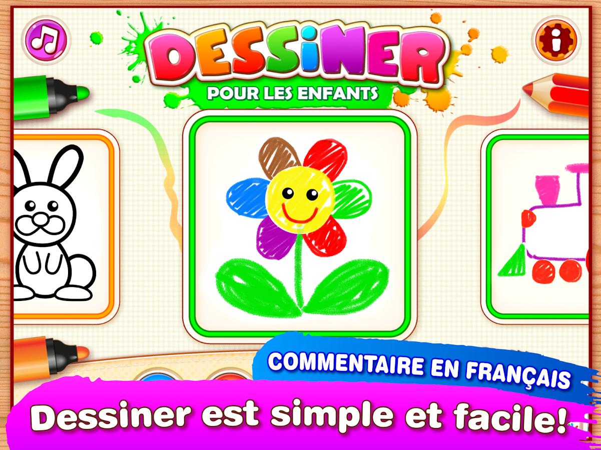 Jeux pour bébé livre de coloriage dessin gratuit – Capture d écran