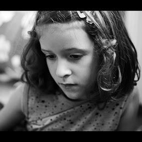 by Igor Mandic - Black & White Portraits & People