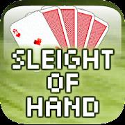 Sleight of Hand - Magic Trick  Icon