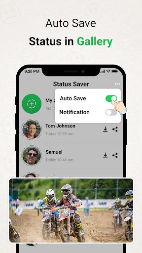 Status Saver for WhatsApp - Save & Download Status 1.3 screenshots 6
