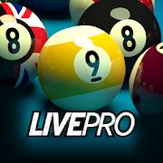 Pool Live Pro البلياردو العاب
