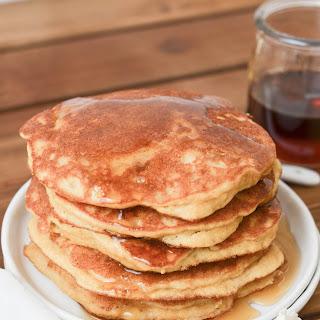 The Best Paleo Coconut Flour Pancakes! Recipe