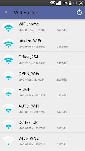 Wifi Hacker FREE prank