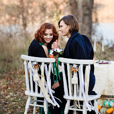 Wedding photographer Oksana Ryabovol (oksss12333). Photo of 17.01.2016