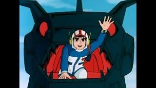第11話 月面の古代メカ 空飛ぶ竜戦車