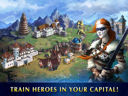 Heroes of War Magic.  Turn-based strategy 0.0.33 screenshots 2