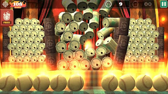 Hit & Knock down Screenshot