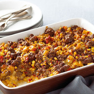 VELVEETA® Tex-Mex Beef and Potatoes