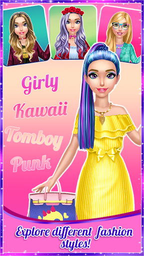Trendy Fashion Styles Dress Up 1.3.2 screenshots 5