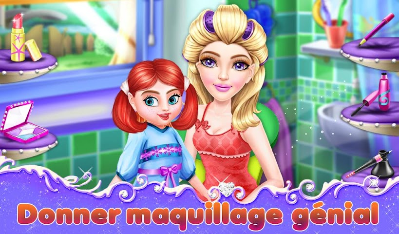 android Maman et moi Makeover Screenshot 17