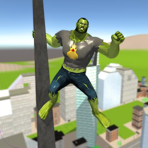 Incredible Green Avenger (game)