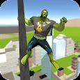 Incredible Green Avenger icon